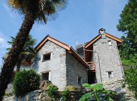 Holiday Home Rustico B - il Nido, Brione sopra Minusio