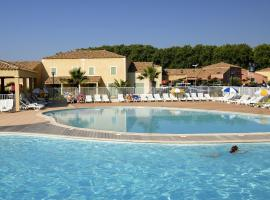 Holiday home Les Berges du Canal Odalys, Montady