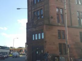 Maxwell Road apartment, Glasgow