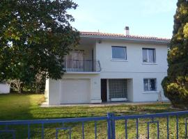 Holiday home Av Albert Francois Lacanau-Medoc, Lacanau