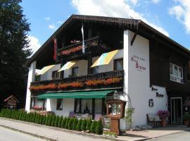 Hotel Garni Haus Alpine, Ruhpolding