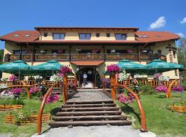 Erdelyi Gonduzo Pension Restaurant, Gheorgheni