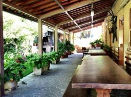 Casa Bettini, Preci