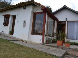 Cabaña de la montaña, Guasca
