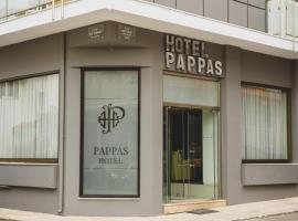 Hotel Pappas, Kiáton