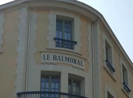 Comfort Hotel Balmoral Dinard, Dinard