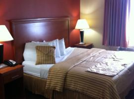 Econo Lodge Inn and Suites Little Rock, Litlroka