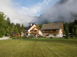 Apartments Alpik at Lake Bohinj
