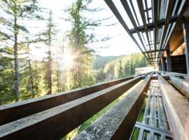Vigilius Mountain Resort, Lana