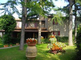 Villa Tacco, Quarata