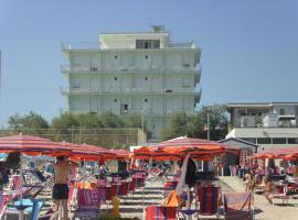 Hotel Italia, Senigalija