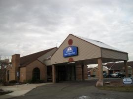 Americas Best Value Inn Romulus/Detroit Airport, Romulus