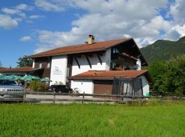 Alpchalet Schwanstein, Halblech