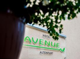 Avenue Altenfurt, Altenfurt
