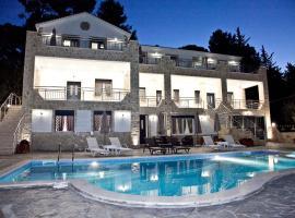 Diwani Luxury Villas, Lixouri