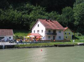 Idylle am Donauufer, Haibach ob der Donau