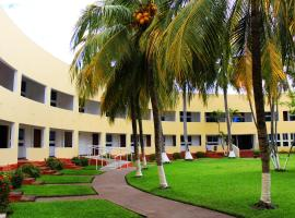 Hotel Pacific Paradise, La Herradura