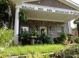 Malolo Bed and Breakfast, Washington, DC