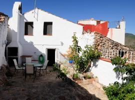 Casa El Volaero, Hornos