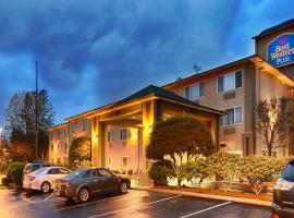 Best Western PLUS Cascade Inn & Suites, Troutdale