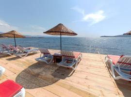 Sivrice Faros Hotel, Balabanlı