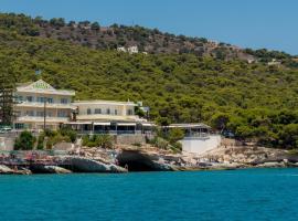 Panorama Hotel, Agia Marina Aegina