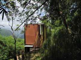 Blue Mountain Wilderness Retreat (BMWR), Pleasing Prospect