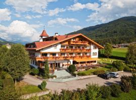 Hotel Markushof 3***S, Olang