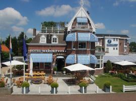 Fletcher Hotel Restaurant Marijke, Bergen