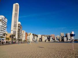Torre Levante - Fincas Benidorm