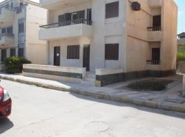 Badr Resort Ground Apartment with Garden, El Alamein