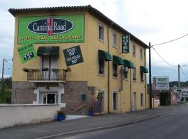Cantina Road, Vourles