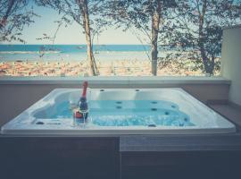 Marina Beach Suite Hotel, Ріміні