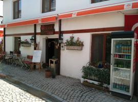 Rose Pansiyon Cafe, Seferihisar