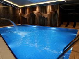 Thermal Saray Hotel & SPA, Gokcedere
