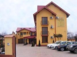 Hotel SYM, Bărcăneşti