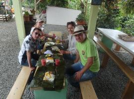 La Nohelia Camping, Jericó