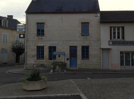 Hôtel du Vieux Puits, Saint-Pierre-le-Moûtier