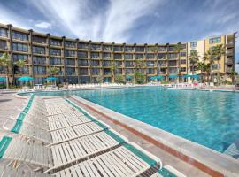 Daytona Beach Hawaiian Inn 2 Star Hotel This Is A Preferred Property They Provide Excellent Service Great Value And Have Awesome Reviews From