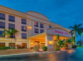 Hampton Inn Palm Beach Gardens