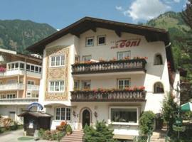 Hotel zum Toni, Бад-Хофгаштайн