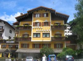 Hotel Alleghe, Alleghe