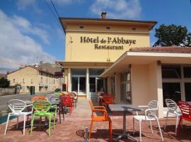 Hotel de l'Abbaye, Cluny