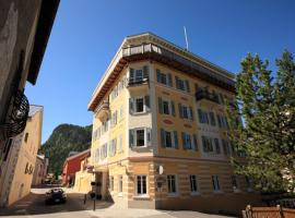 Hotel Müller - mountain lodge, Pontresina