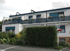 Aalto-Hotel Garni, Hanower