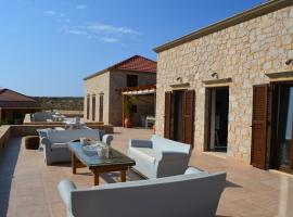 Villa Blu, Halki