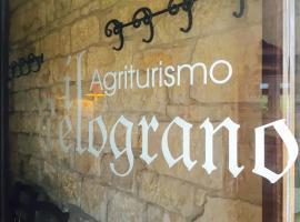 Agriturismo Il Melograno, Cannizzara