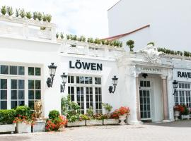 Löwen Hotel, Offenbach