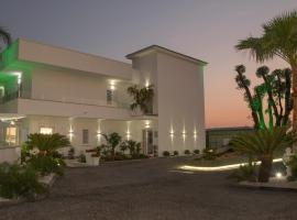 Hotel America, Scafati