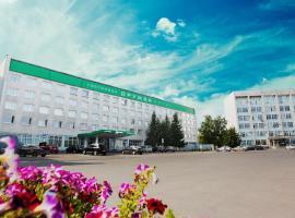 Hotel Druzhba, Dzerzhinsk